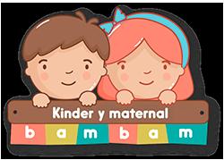 Kinder y Maternal BAM BAM